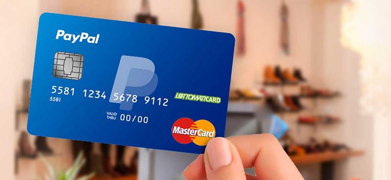 Come richiedere la carta prepagata PayPal