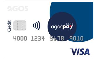 Carta di credito agospay plus