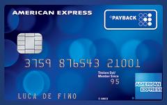 Carta di credito PAYBACK American Express
