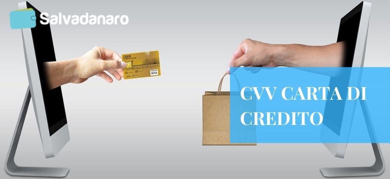 cvv carta di credito