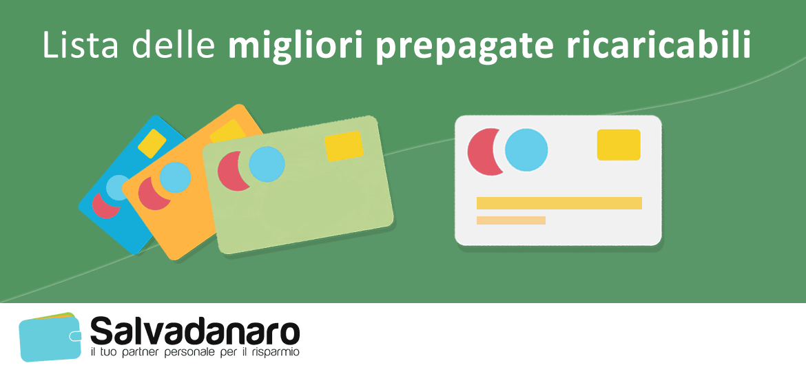 classifica migliori carte prepagate